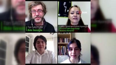 egitim sistemi -  Tan Sağtürk t-MBA Liderlik Akademisi öğrencileri ile buluştu