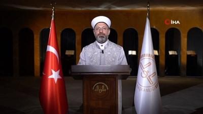 islam -  Diyanet İşleri Başkanı Erbaş'tan Berat Gecesi mesajı