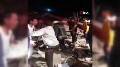 - Kahire'de bina çöktü: 8 ölü, 29 yaralı