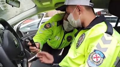 Polis olmak isteyen otizmli Yakup'un hayali gerçeğe dönüştü