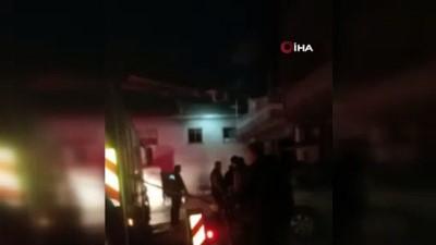 - Bilecik'te 3 katlı evin orta katında yangın çıktı