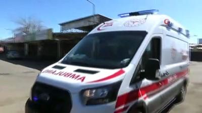 sanayi sitesi -  Diyarbakır'da silahlı bir grup iş yerini yaylım ateşine tuttu: 3 yaralı