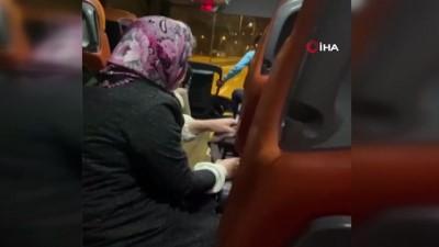 Kamil Koç otobüsünde engelli yolcuya 'temizlik' yaptırıldı
