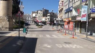 - Sınır Kenti Kilis'te kısıtlama sessizliği