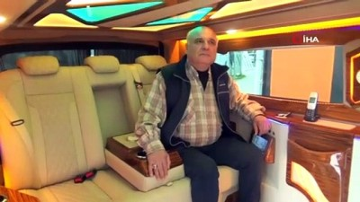 ticari plaka -  Balıkesir'de VIP taksi hizmeti