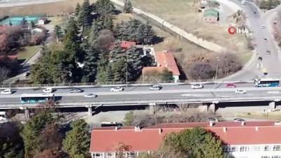 trafik sorunu -  Başkentte trafik sorununa  proje: Fatih Köprüsü yenileniyor