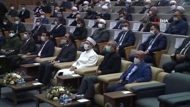 imam hatip liseleri -  Diyanet İşleri Başkanı Erbaş, Diyarbakır'da STK temsilcileri ve kanaat önderleriyle bir araya geldi