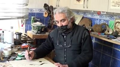 tekerlekli sandalye -  Engelleri sanat ile aşıyorlar