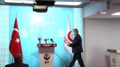 secim sistemi -  BBP Genel Başkanı Destici: 'Türkiye'yi bu darbe anayasasından birlikte kurtaralım'