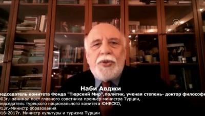 edebiyat - ESKİŞEHİR - Nabi Avcı Jambıl Jabayev'in 175. doğum gününü kutladı