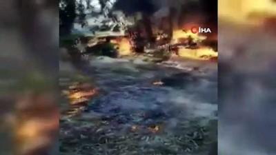 roketli saldiri -  - Irak'ta ABD askerlerinin bulunduğu askeri üsse roketli saldırıda 1 kişi öldü
