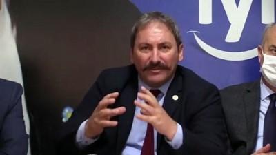 KARABÜK - İYİ Partili Akalın: 'Hukuksuzluğa da bölücülüğe de asla ve asla imkan tanımayız'