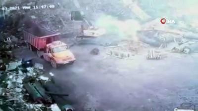 abba -  - Lübnan'da demir deposunda patlama: 1 ölü, 4 yaralı