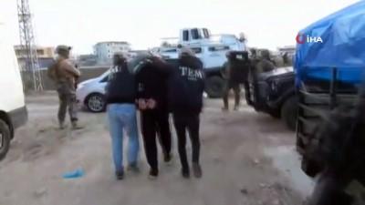 mezar taslari -  Şehit mezarlarına saldıran DEAŞ'lılar adliyeye sevk edildi