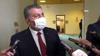 mutant -  Bakan Koca: 'Mutasyonun Türkiye'deki oranı yüzde 75'lere ulaştı'