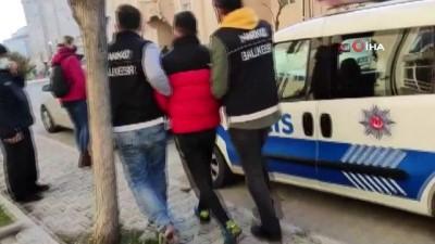 uyusturucu operasyonu -  Balıkesir merkezli İzmir ve Bursa'da uyuşturucu operasyonu