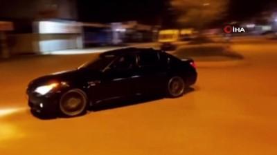 Drift yapıp sosyal medyada yayınladı, trafik polisi yakaladı