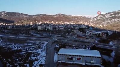 doluluk orani -  Eriyen kar suları Beyşehir Gölü'nü besliyor