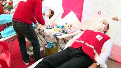 kok hucre -  Mersin'de kök hücre kampanyası
