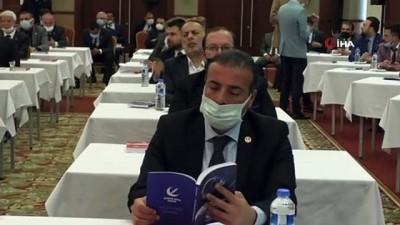 milli gorus -  Yeniden Refah Partisi İl Başkanları toplantısı Malatya'da yapıldı