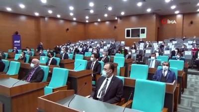 Burdur'da İl Afet Risk Azaltma Planı toplantısı
