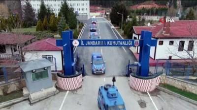 Kastamonu'da DEAŞ operasyonu: 3 gözaltı