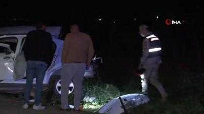 katliam -  Şanlıurfa'da feci kaza: 5 ölü, 1 yaralı