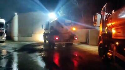 tavuk ciftligi -  Yenişehir'de tavuk çiftliğinde yangın: 1500 tavuk telef oldu