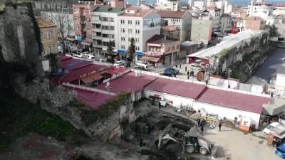 Aktaş: 'Hadrianus Limanı'nı Trabzon'un Göbekli Tepesi olarak nitelendiriyoruz'