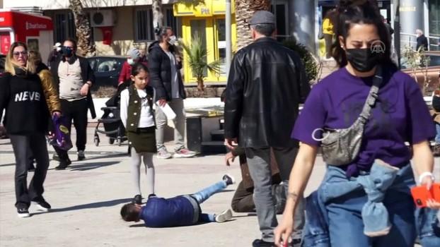 sinema filmi - BALIKESİR - 'Göç Mevsimi' filminin çekimlerine Altınoluk'ta başlandı