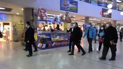 Çankırı'da mutasyonlu virüs alarmı, kentte artış göstermeye başladı