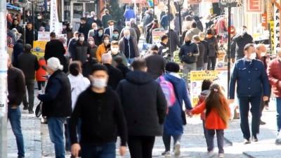 mutant -  Çok yüksek riskli iller arasında yer alan Edirne'de, mutasyonlu virüs etkisi