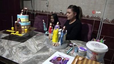 kabiliyet -  Evinin mutfağını atölyeye çeviren kadın yurtdışından da sipariş alıyor
