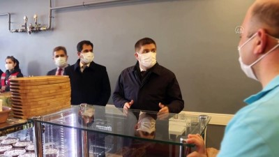 IĞDIR - Doğu Anadolu'da kontrollü normalleşme sürecinde alınan tedbirler sıklaştırıldı