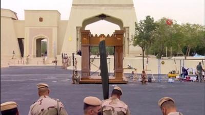baskent -  - Irak'ta Papa için hazırlıklar tamam