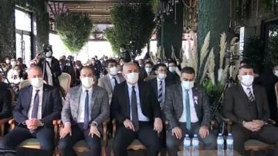 NİĞDE - Hak-İş Genel Başkanı Arslan'dan sendikal mücadele vurgusu