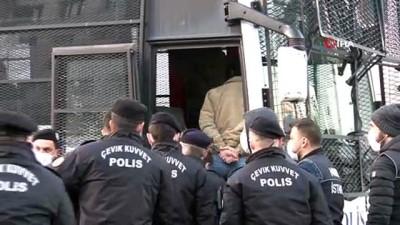 kokain -  Uyuşturucu operasyonunda gözaltına alınan 20 şüpheli adliyeye sevk edildi