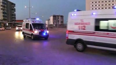 ELAZIĞ - Bitlis'te helikopter kazasında şehit olan 11 askeri personelin naaşı Elazığ'a getirildi