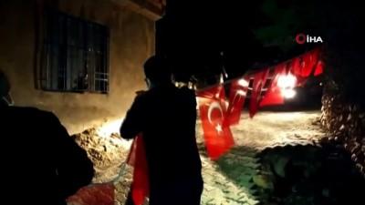 askeri helikopter -  Kahramanmaraş'a şehit ateşi düştü