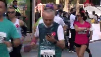 baskent - 16. Runatolia maratonunda dereceye girenler belli oldu