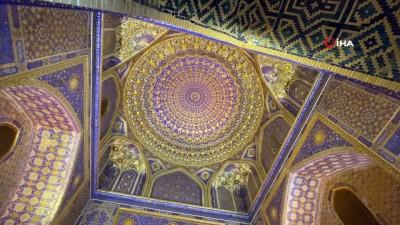 saraylar -  - Bakan Çavuşoğlu, Özbekistan'ın Buhara kentini ziyaret etti