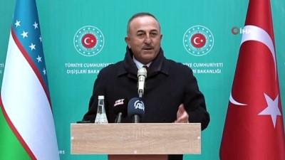 cumhurbaskani -  - Bakan Çavuşoğlu, Semerkant Başkonsolosluğunun resmi açılış törenine katıldı