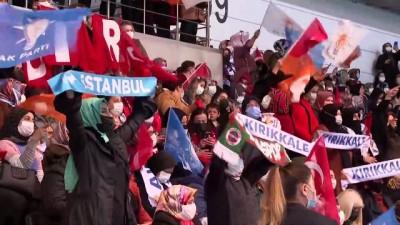akon - ANKARA - AK Parti Kadın Kolları 6. Olağan Kongresi - Detaylar