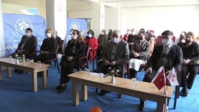 olimpiyat oyunlari - DÜZCE - Olimpik Anneler Kadın Girişimi Üretim ve İşletme Kooperatifi'nin 'Üretim Merkezi' açıldı