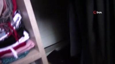 FETÖ firarisi, evinin yatak odasındaki gizli bölmede yakalandı