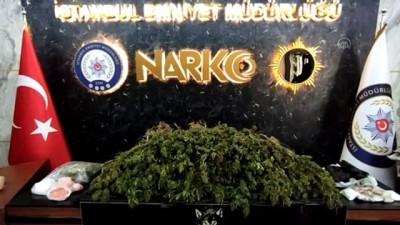 kokain - İSTANBUL - Uyuşturucu operasyonlarında yakalanan 9 şüpheli tutuklandı