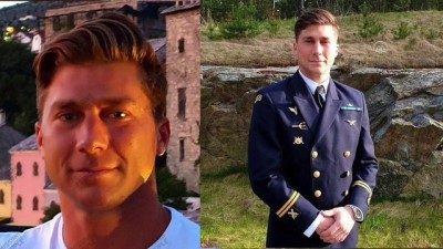 isvec - STOCKHOLM - Kaybolan İsveç Silahlı Kuvvetleri'nde görevli Türk asıllı subayın cesedi bulundu