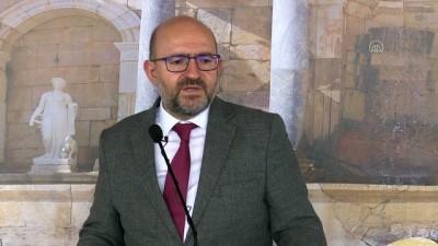 BURDUR - İstiklal Marşı'nın kabulünün 100. yıl etkinlikleri tüm yıla yayılacak