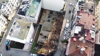 taksirle olume sebebiyet -  Çekmeköy'de 2 kardeşin ölümüne ilişkin inşaat sahibi gözaltına alındı