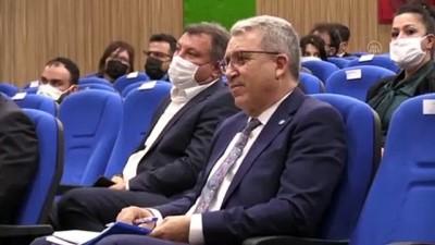 IĞDIR - Ege ve Iğdır üniversiteleri 'YÖK Anadolu Projesi' kapsamında buluştu